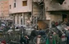 Strage a Damasco in moschea sciita. Isis  rivendica i 45 morti