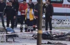 Istanbul: attentatore suicida contro turisti stranieri vicino la Moschea Blu fa 10 morti