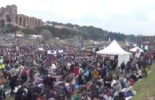Family day. Organizzatori: a Roma in due milioni