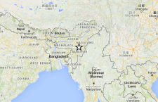 Morti e feriti per violentissimo terremoto tra India e Birmania