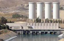 Usa rilanciano allarme per diga di Mosul. Ora affidata agli italiani
