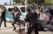 California: feriti a coltellate al raduno del Ku Klux Klan