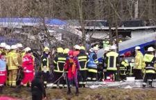 Germania: saliti a 10 i morti per lo scontro ferroviario vicino Monaco