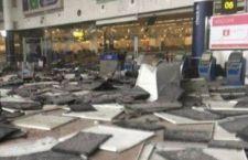 Bruxelles: ci sarebbero numerosi morti per le bombe all'aeroporto