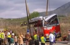 Incidente bus Erasmus in Spagna: 7 studentesse italiane tra i morti