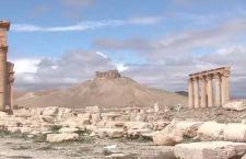 Truppe siriane raggiungono Palmyra