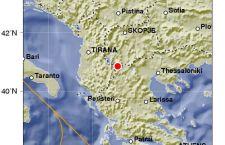 Forte terremoto in Grecia. Al confine con Albania e Macedonia