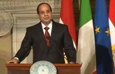 Sul caso Regeni interviene il presidente Sisi: ucciso da gente malvagia