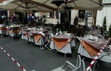Roma: esplosione al bar Ciampini di Roma. Un morto