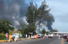 Messico: saliti a 13 i morti per esplosione impianto petrolifero