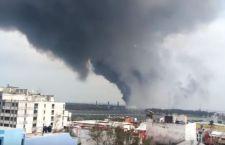 Messico: esplosione in impianto petrolifero. 3 morti, 136 feriti