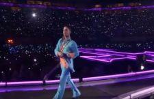 Usa in viola per ricordare Prince