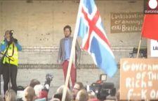 Cadono le prime teste per lo scandalo sull' evasione fiscale. Islanda in piazza