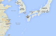 Forti scosse di terremoto nel sud del Giappone. Tsunami?