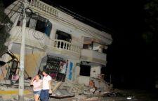 Terremoto Ecuador: sale il numero dei morti a 350. I feriti oltre 2.000