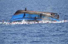 Migranti: altro barcone rovesciato. Altri morti