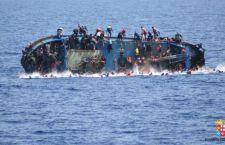 Migranti  verso Italia: recuperati 4.000. Morti a decine