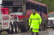 Texas: 8 morti su bus rovesciato. Andavano al casinò