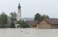 Morti e danni per alluvioni in Germania e Francia