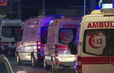 Turchia: saliti a 41 i morti della strage di Istanbul. 13 stranieri