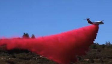 aereo antincendio