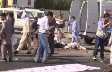 Kabul: strage tra la minoranza sciita. 80 morti