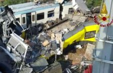Scontro treni in Puglia: 23 i morti accertati. Polemiche su responsabilità