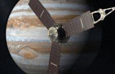 Sonda Juno è attorno a Giove. 5 anni per arrivarci