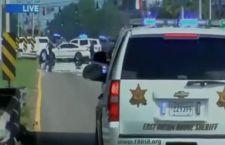 Usa: tre agenti uccisi e cinque feriti in Louisiana