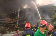 Bangladesh: incendio in fabbrica con 23 morti