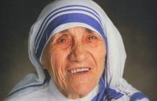 Madre Teresa, santa