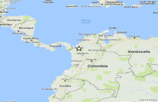 Violento terremoto colpisce la Colombia