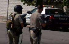 California: spari su polizia. Uccisi due agenti