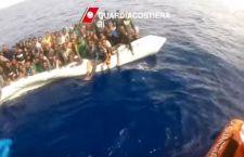 Record di migranti giunti in Italia
