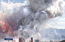 Messico: esplosione fuochi artificiali. 29 morti. Molti i bambini