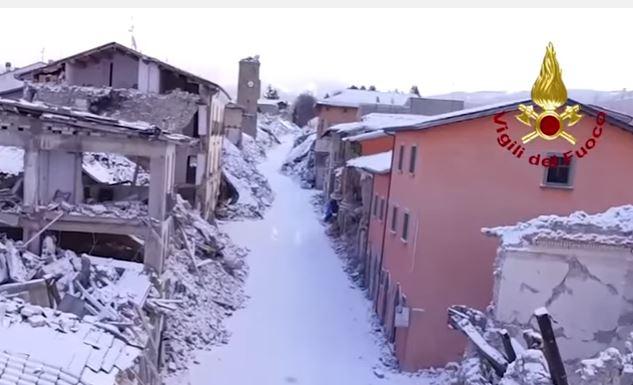 amatrice terremptp neve 1