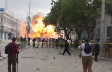 Somalia: attentato a Mogadiscio fa numerose vittime e feriti