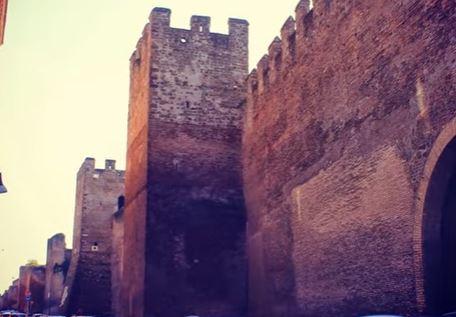 Roma: mura Aureliane