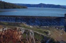 California: sfollate 130 mila persone per rischio crollo di una diga