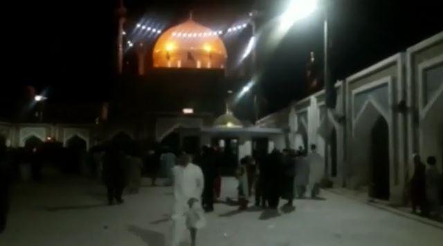 tempio sufi pakistan