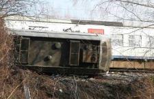 Belgio: deraglia treno, Un morto, 19 feriti