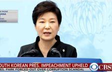Corea del Sud: estromessa la Presidente Park per corruzione. Scontri in piazza: due morti