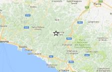Terremoto: nella notte a Parma, nella Val di Taro. Serie di scosse a Spoleto