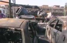 Iraq: due autobomba a Baghdad fanno 26 morti