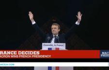 Francia: con Macron vince la speranza di una nuova politica, anche dell' Europa