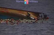 Migranti: 34 morti. Tanti bambini. 200 dispersi
