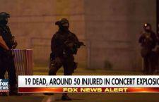 22 morti a Manchester. Molti bambini. Attentato suicida