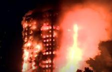 Incendio Londra: 30 i morti accertati. Potrebbero essere 100