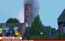 Incendio Londra: morti accertati 54. Si teme 100