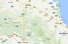 Terremoto tra Bologna e Firenze: 3.7